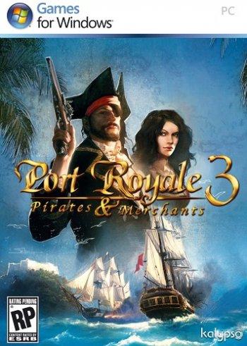 Port Royale 3: Pirates & Merchants (2012) PC | RePack by Audioslave