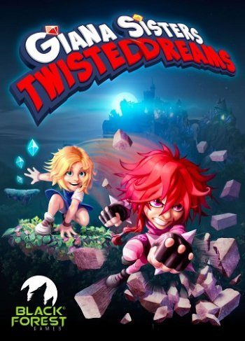 Giana Sisters: Twisted Dreams (2012) PC | RePack от R.G. Механики