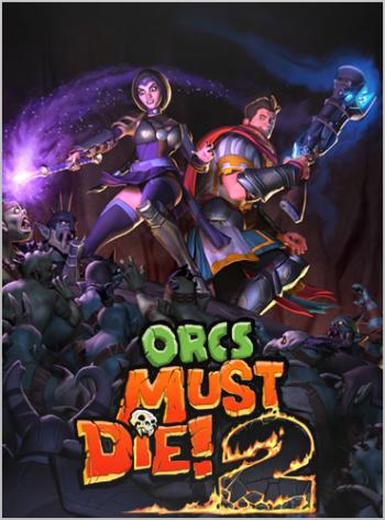 Orcs Must Die! 2 (2012) PC | RePack by Fenixx