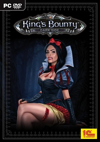 King's Bounty: Dark Side (2014) PC | RePack от R.G. Механики