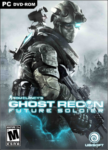 Tom Clancy's Ghost Recon: Future Soldier (2012) PC | RePack by Audioslave