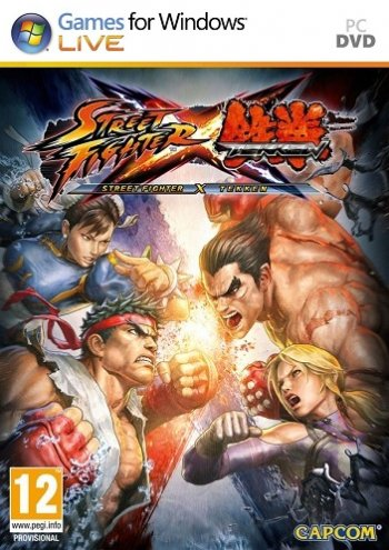 Street Fighter X Tekken (2012) PC | RePack by a1chem1st