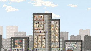 Project Highrise [v 1.6.0.1 + 5 DLC] (2016) PC | Лицензия