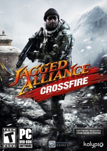 Jagged Alliance: Crossfire (2012) PC | RePack by R.G. Element Arts