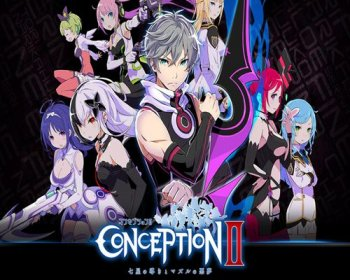 Conception II: Children of the Seven Stars (2016) PC | RePack by АRMENIAC