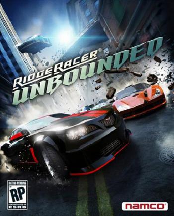 Ridge Racer Unbounded (2012) PC | RePack от R.G. Механики