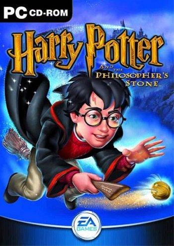 Гарри Поттер и Философский камень (2001) PC | RePack by K0RW1N