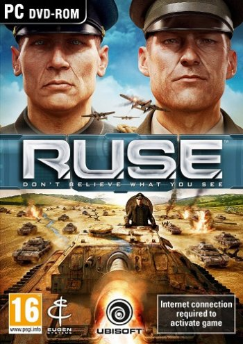 R.U.S.E. (2010) PC | RePack by R.G.Catalyst