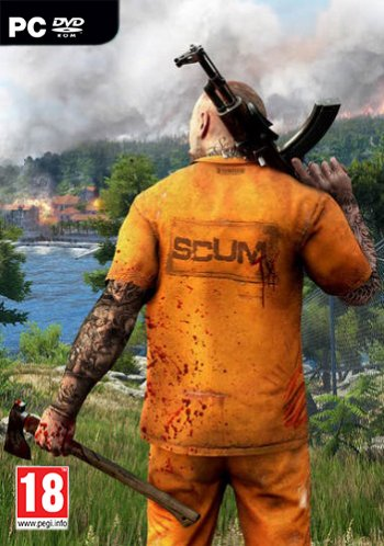 SCUM [v 0.2.45.15357 | Early Access] (2018) PC | Лицензия