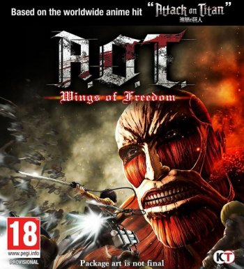 Attack on Titan / A.O.T. Wings of Freedom (2016) PC | RePack от R.G. Freedom