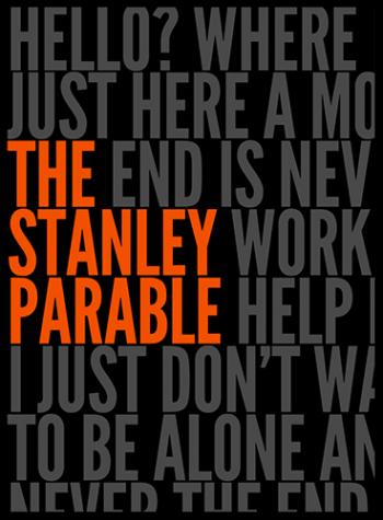 Притча о Стенли / The Stanley Parable (2013) PC   RePack от R.G. Механики