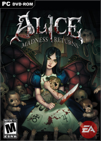Alice: Madness Returns (2011) PC | RePack от R.G. Механики