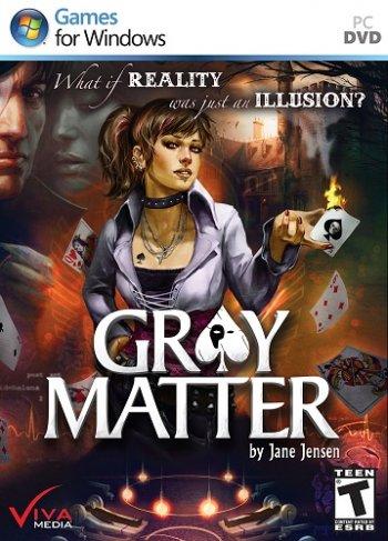 Gray Matter: Призраки подсознания (2011) PC | RePack от cdman