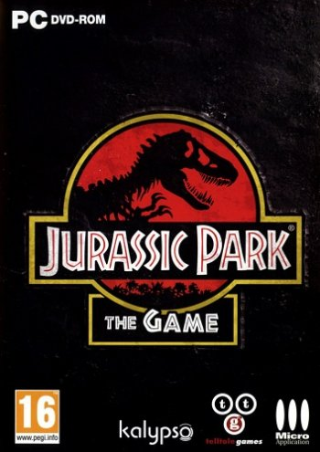 Jurassic Park: The Game (2011) PC | RePack от R.G. Механики