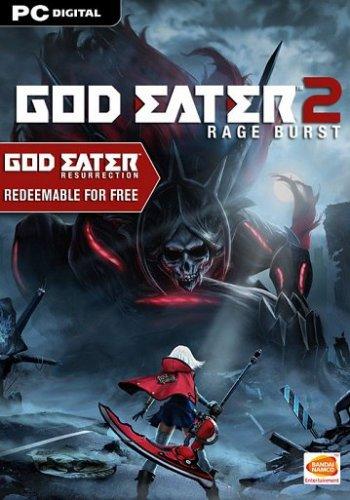 God Eater 2: Rage Burst (2016)