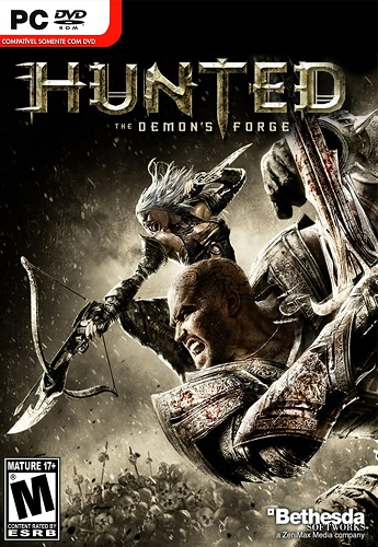 Hunted: The Demon's Forge (2011) PC | RePack by [R.G. Catalyst]