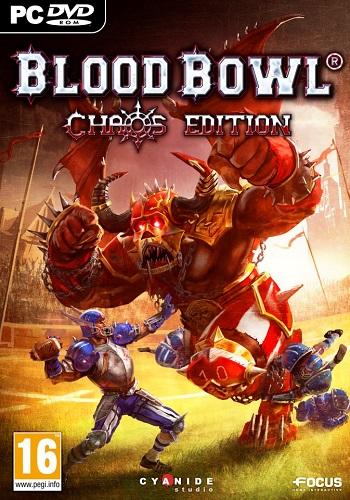 Blood Bowl - Chaos Edition (2012) PC | RePack от R.G. Механики
