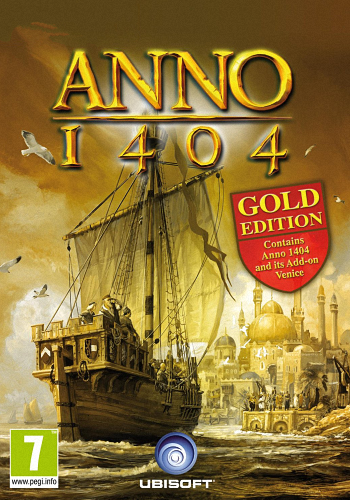 Anno 1404 (2009) PC | RePack by Audioslave [R.G. UniGamers]