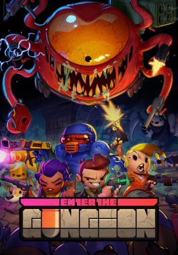 Enter The Gungeon: Collector's Edition [v 2.0.4 + DLC] (2016) PC | Лицензия