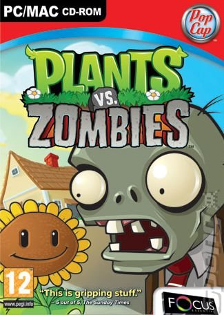 Plants vs. Zombies: Game of the Year Edition (2009) PC | RePack by R.G. Revenants