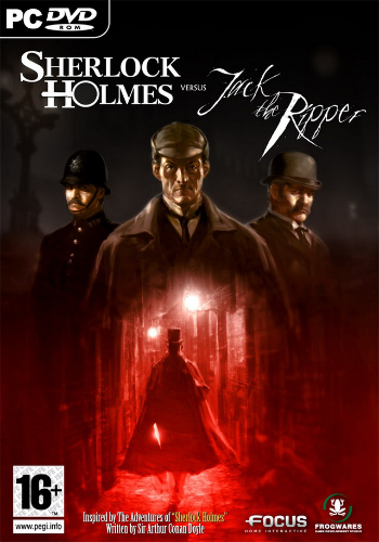 Sherlock Holmes vs. Jack the Ripper (2009) PC | RePack by R.G. Element Arts