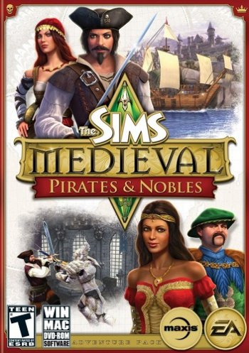 The Sims Medieval: Pirates and Nobles (2011)