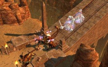 Titan Quest: Anniversary Edition [v 2.8b + DLCs] (2016) PC | RePack от xatab