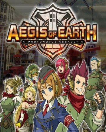 Aegis of Earth: Protonovus Assault (2016)