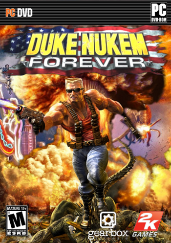 Duke Nukem Forever (2011) PC | RePack от R.G. Механики