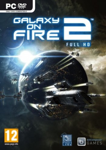 Galaxy on Fire 2 Full HD (2012) PC | RePack by Fenixx
