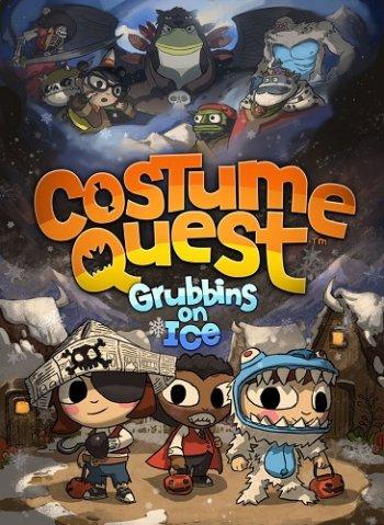 Costume Quest: Grubbins on Ice (2012) PC   RePack от R.G. Механики