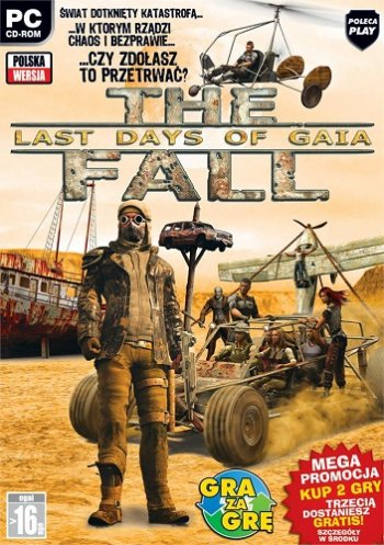 The Fall: Last Days of Gaia (2004) PC | RePack от R.G. Catalyst
