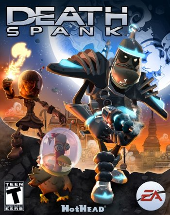 DeathSpank - Trilogy (2010-2011) PC | RePack от R.G. Механики