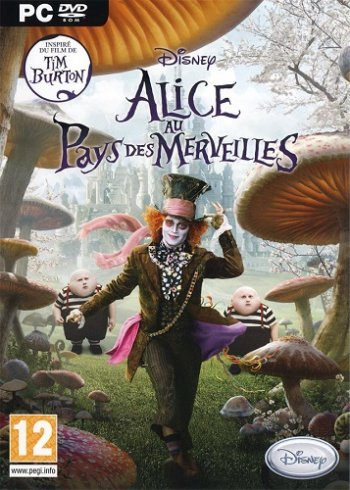 Alice in Wonderland (2010) PC | RePack by Ultra