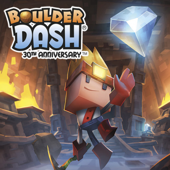 Boulder Dash - 30th Anniversary (2016)