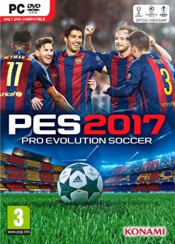 PES 2017 / Pro Evolution Soccer 2017 [SMoKE Patch] (2016) PC | RePack от xatab