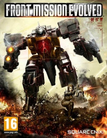 Front Mission Evolved (2010) PC | RePack by Fenixx
