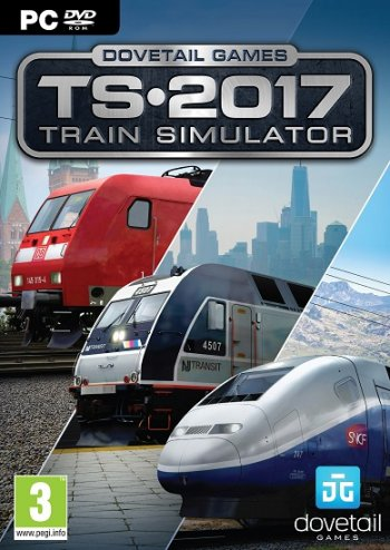 Train Simulator 2017 (2016) PC | RePack by Other s