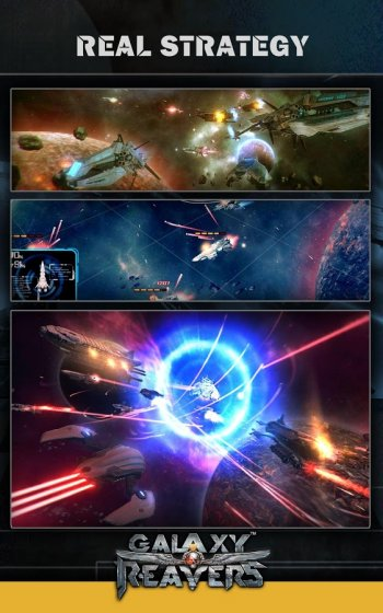 Galaxy Reavers (2016) PC | RePack by Other s