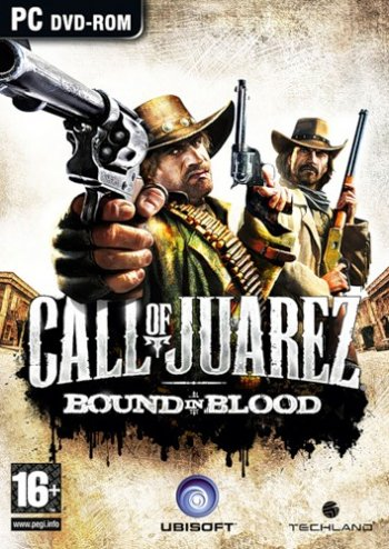 Call of Juarez: Bound in Blood (2009) PC | RePack by Diavol | R.G. REVOLUTiON