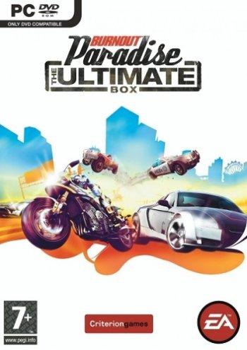Burnout Paradise: The Ultimate Box (2009) PC | RePack от R.G. Energy