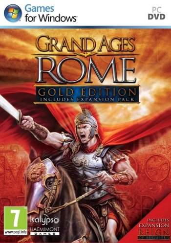 Grand Ages Rome - Gold Edition (2010) PC | RePack by [R.G. Catalyst]