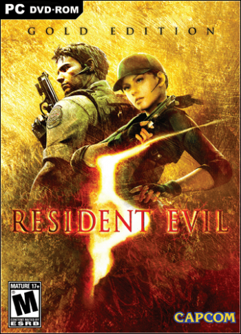 Resident Evil 5 - Gold Edition (2015)
