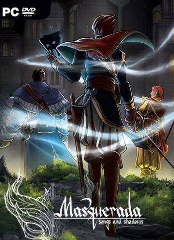 Masquerada: Songs and Shadows [v 1.22] (2016) PC   Лицензия