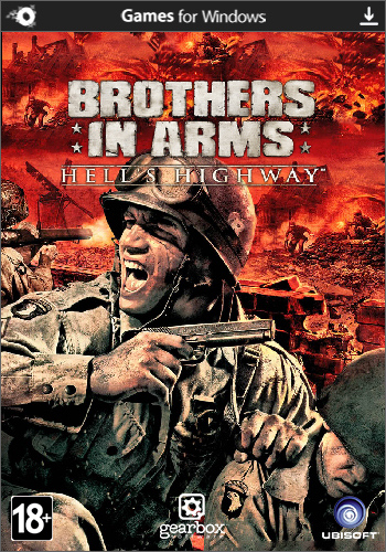 Brothers in Arms: Hell's Highway (2008) PC | RePack от R.G. ReCoding