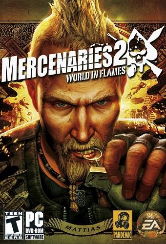 Mercenaries 2: World in Flames (2008) PC | RePack by [R.G. Catalyst]