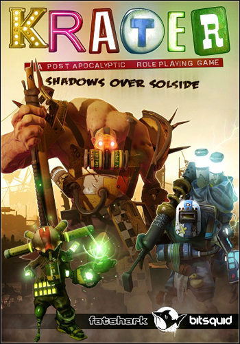 Krater. Shadows over Solside - Collector's Edition (2012) PC | RePack от R.G. Origami