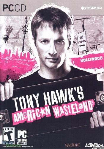 Tony Hawk's American Wasteland (2006) PC | RePack от R.G. Механики