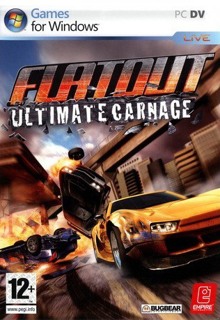 FlatOut: Ultimate Carnage (2008) PC   RePack by Mizantrop1337