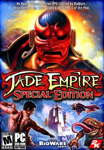 Jade Empire: Special Edition (2007) PC | RePack by R.G. United Packer Group